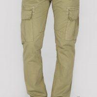 Spodnie długie AGENT ALPHA INDUSTRIES light olive (jasnooliwkowe)