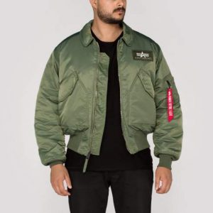 cuw 45 alpha industries sage-green 1