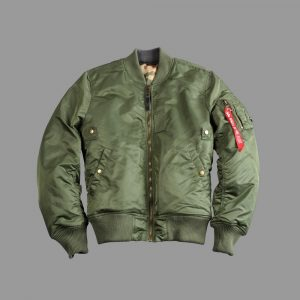 Kurtka ALPHA INDUSTRIES MA-1 VF REV II