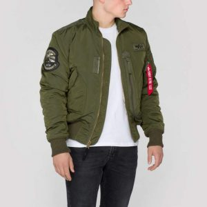 Kurtka ENGINE ALPHA INDUSTRIES