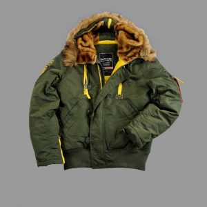 Kurtka PPS N2B ALPHA INDUSTRIES