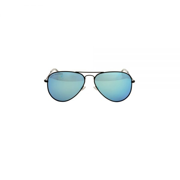 Okulary przeciwsłoneczne ALPHA INDUSTRIES TOP GUN M czarno-niebieskie