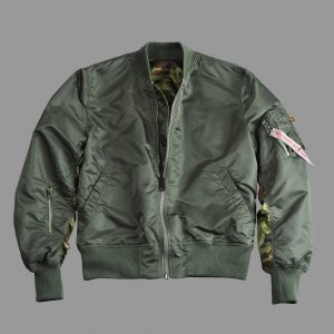 Kurtka MA-1 REVERSIBLE CAMO ALPHA INDUSTRIES