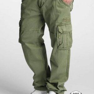 Spodnie JET PANT ALPHA INDUSTRIES oliwkowe