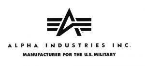 Produkt marki ALPHA INDUSTRIES USA