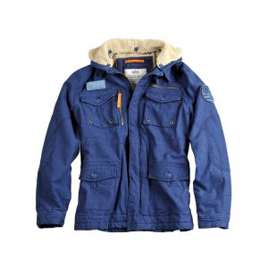 Alpha Industries Rod II rep.blue