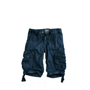 Alpha Industries Jet Short rep blue ciemnogranatowe