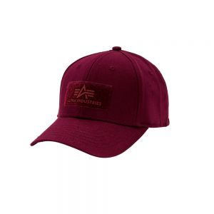 VLC Cap Alpha Industries burgundy