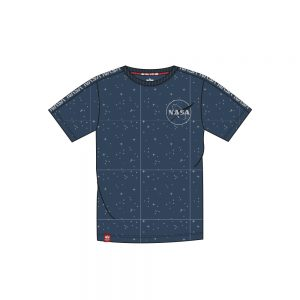 NASA Tape T Alpha Industries rep_blue